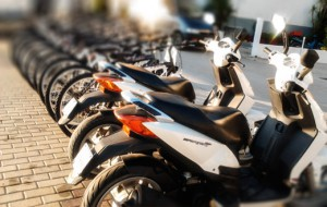 Paleros Travel - Rentals - Scooters