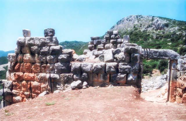 Kechropoula castle