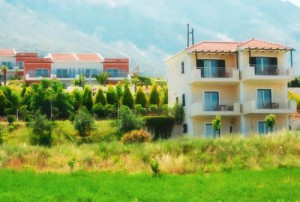 Paleros Travel - Accomodation - Apartments- Emilios