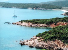 Agios Dimitrios beach