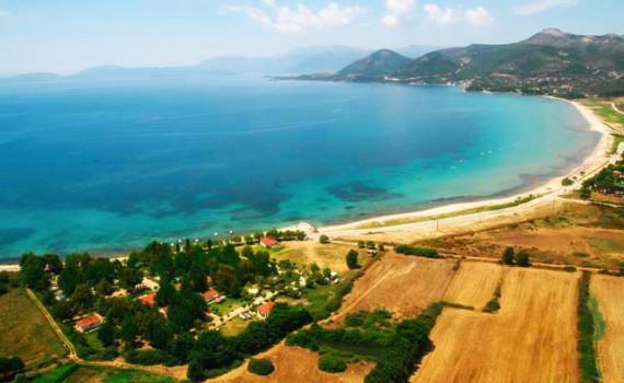 Paleros Travel - Camping - Kechropoula