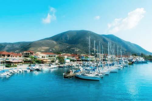 Paleros Travel - Cruises - Ionian Islands