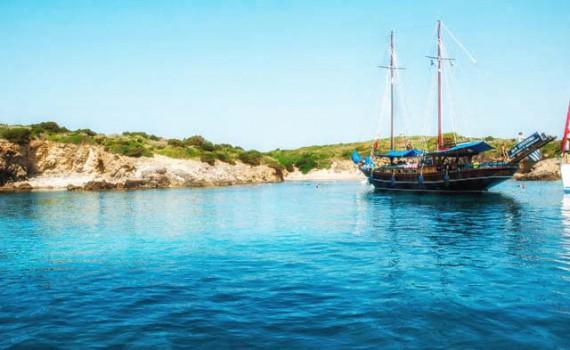 Paleros Travel - Cruises - Kastos - Kalamos
