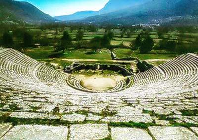 Paleros Travel - Excursion - Dodoni