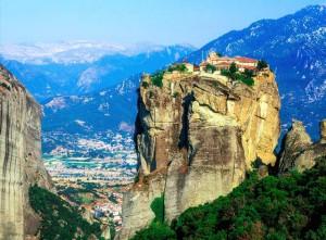 Paleros Travel - Excursion - Meteora