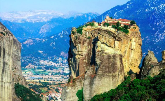 Paleros Travel - Excursion - Meteora