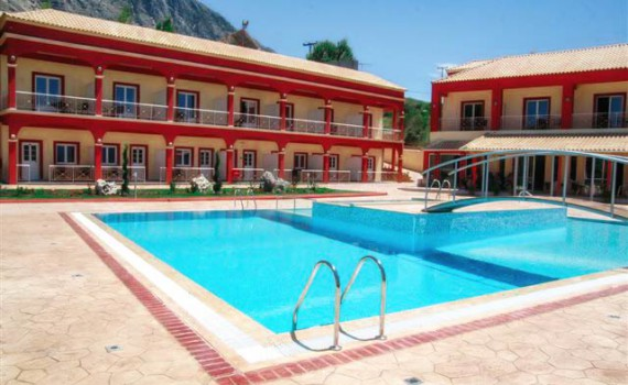 Paleros Travel - Accomodation - Electra Hotel