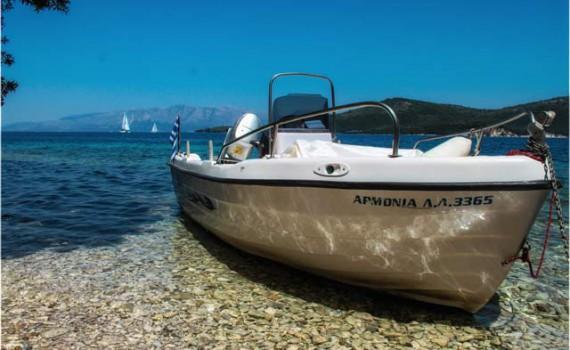 Paleros Travel - Rentals - Boats - Armonia