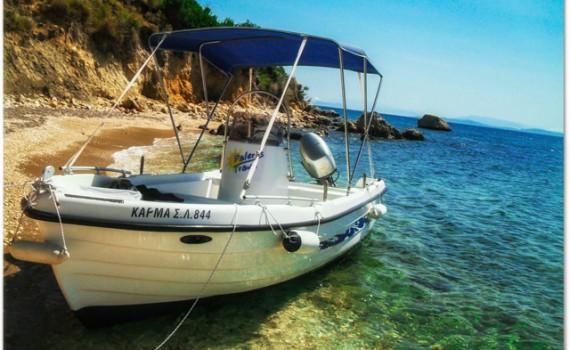 Paleros Travel - Rentals - Boat - Karma