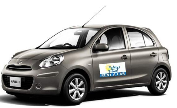 Paleros Travel - RentCar - Nissan Micra