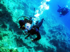 Paleros Travel - Activities - Scuba diving