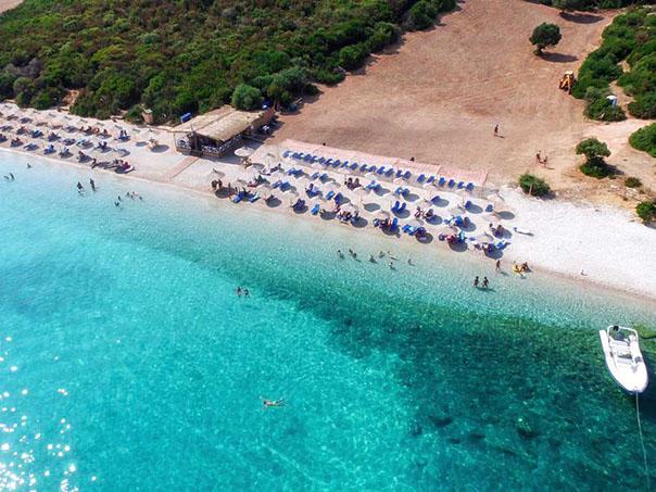 Paleros beaches - Vathiavali